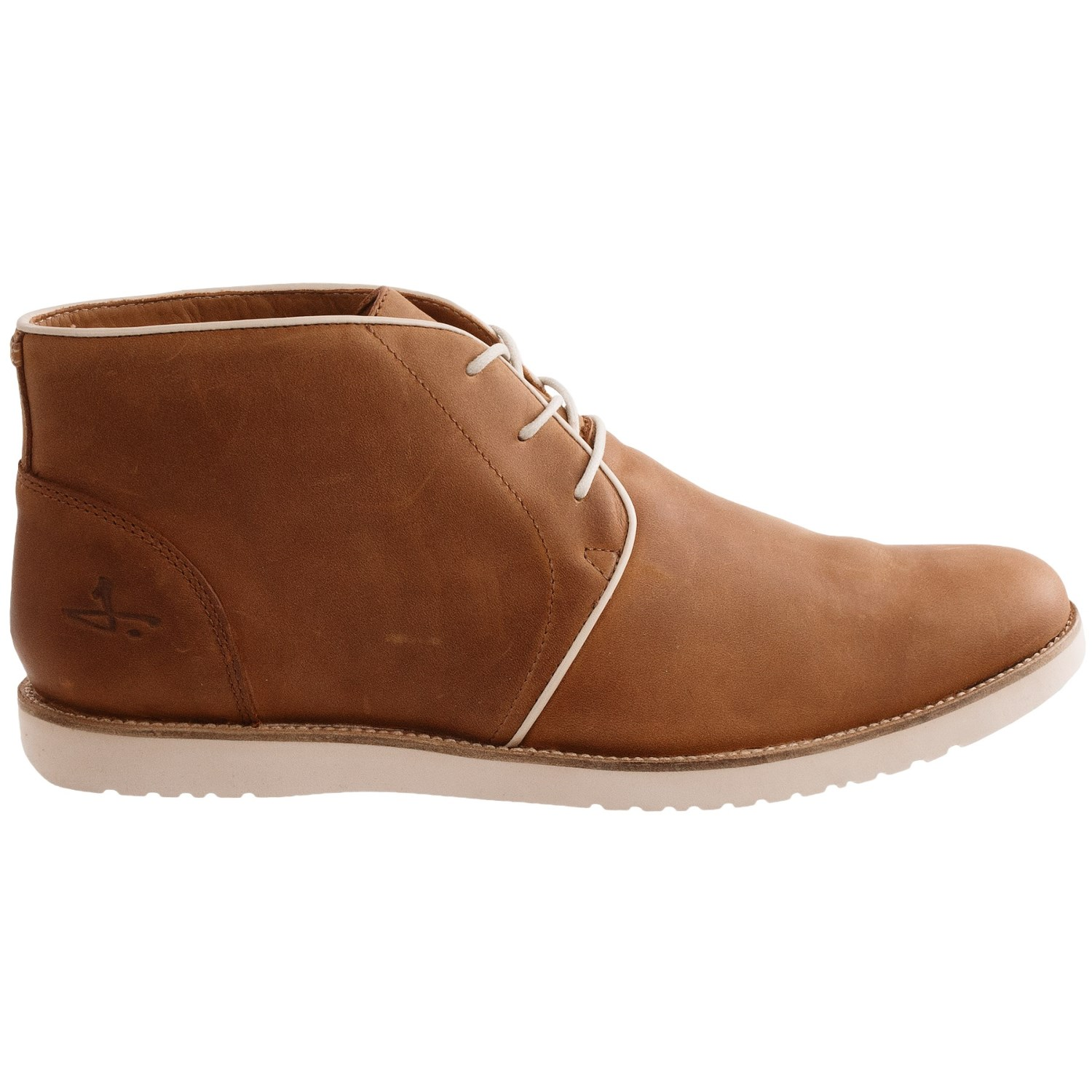 J Shoes Spinner Chukka Boots (For Men) 8416T - Save 67%