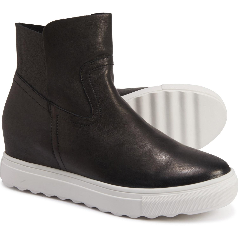J Slides Posh Wedge Sneakers (For Women