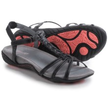 J Sport by Jambu Savina Sandals (For Women) in Black - Closeouts