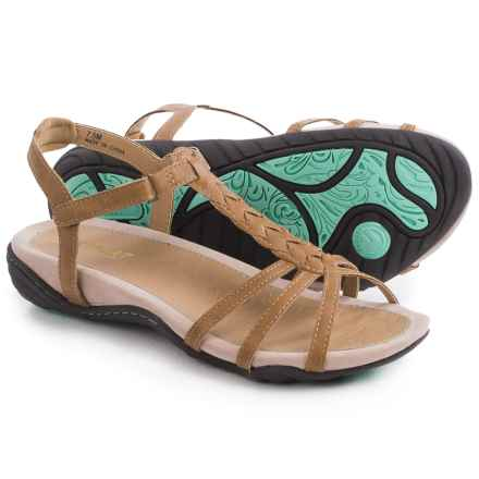 J Sport by Jambu Savina Sandals (For Women) in Espresso - Closeouts