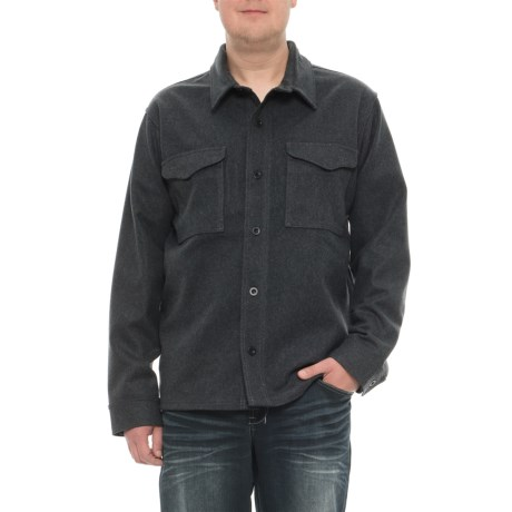 Image of Jac-Shirt Shirt Jacket - Wool (For Men and Big Men)