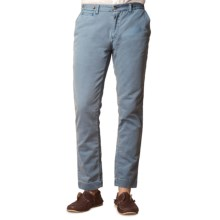 J.A.C.H.S. Canvas Utility Pants - Slim Fit (For Men) in Dusty Blue - Closeouts