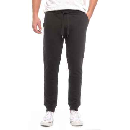 JACHS NY Loungewear Joggers (For Men) in Black - Closeouts
