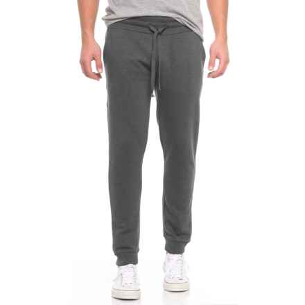 JACHS NY Loungewear Joggers (For Men) in Charcoal - Closeouts