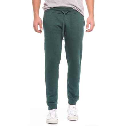 JACHS NY Loungewear Joggers (For Men) in Green - Closeouts