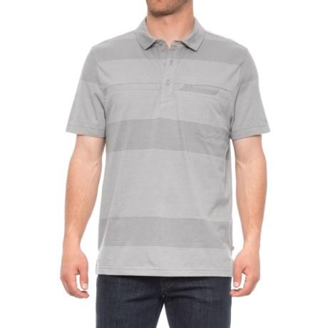 Image of Jack Polo Shirt - Organic Cotton, Short Sleeve (For Men)