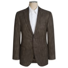 Jack Victor Conway Herringbone Sport Jacket (For Men) in Dark Brown - Closeouts