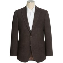Jack Victor Conway Sport Coat - Textured Wool Stripe (For Men) in Brown - Closeouts