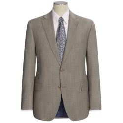 Jack Victor Herringbone Stripe Suit (For Men) in Taupe