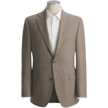 Jack Victor Loro Piana Wool Sport Coat (For Men) in Brown