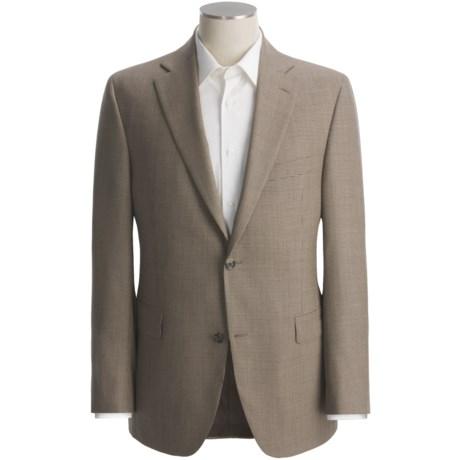 Jack Victor Loro Piana Wool Sport Coat (For Men) in Brown