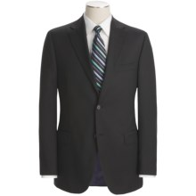 Jack Victor Loro Piana Wool Suit (For Men) in Black - Closeouts