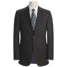 Jack Victor Loro Piana Wool Suit (For Men) in Charcoal - Closeouts