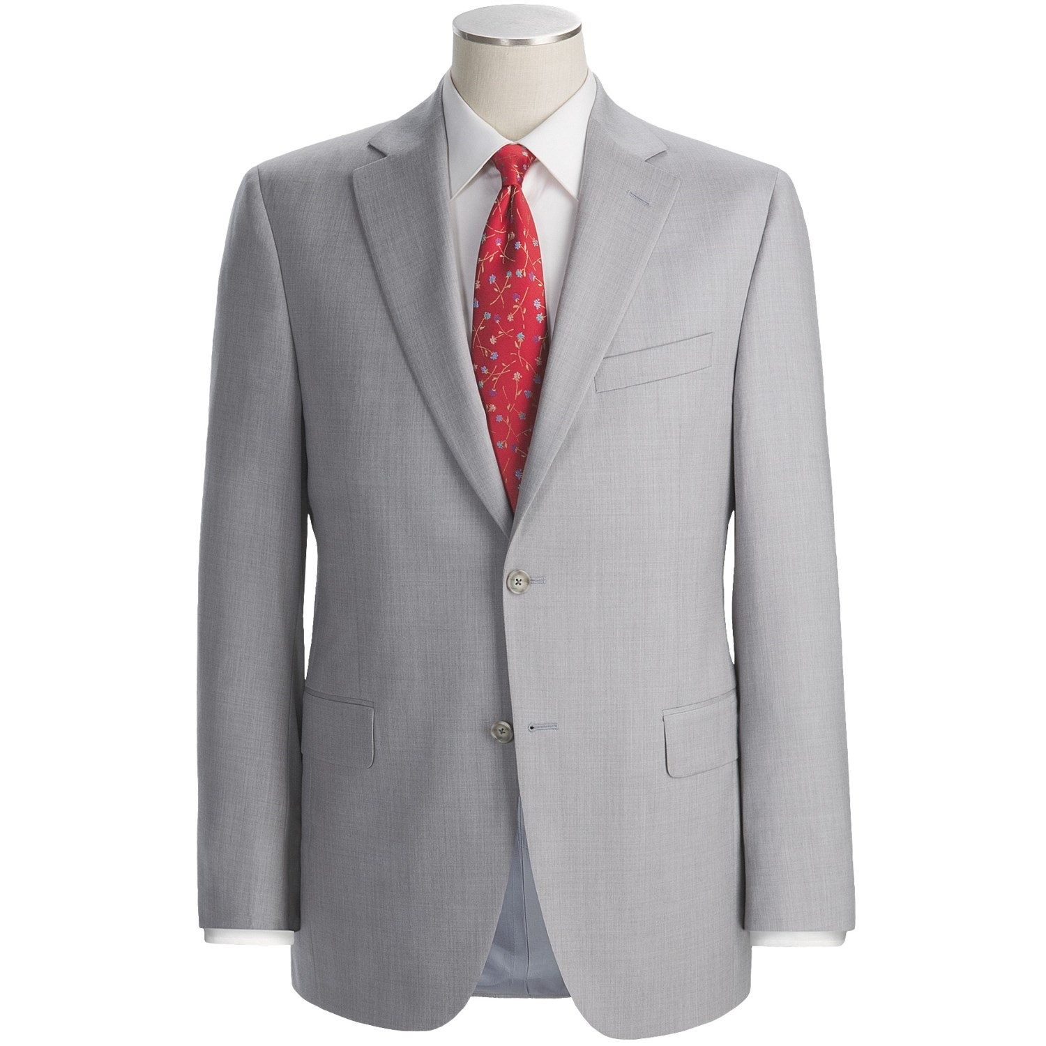 Loro Piana Wool Suit