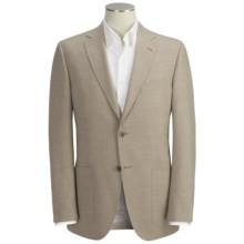 Jack Victor Mini-Herringbone Sport Coat - Wool (For Men) in Tan - Closeouts