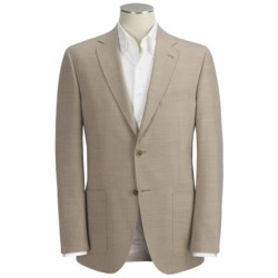 Jack Victor Mini-Herringbone Sport Coat - Wool (For Men) in Tan