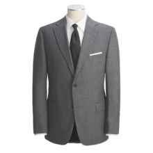 Jack Victor Nailhead Suit - Wool (For Men) in Black/White - Closeouts