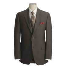 Jack Victor Neat Sport Coat - Wool (For Men) in Dark Brown/Olive - Closeouts