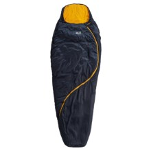 Jack Wolfskin 23°F Smoozip -5 Sleeping Bag (For Women) in Night Blue - Closeouts
