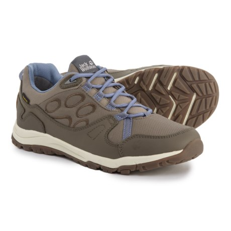 Jack Wolfskin Activate Texapore Low Trail Running Shoes - Waterproof (For Women)