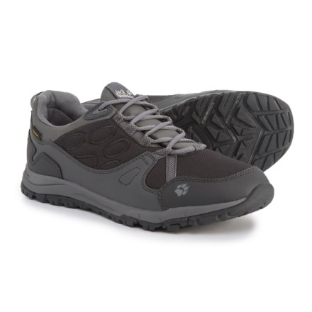162c263a7870 Jack Wolfskin Activate Texapore Low Trail Running Shoes - Waterproof (For  Women) in Phantom