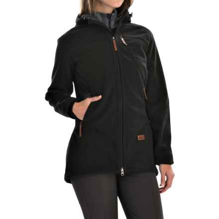 Jack Wolfskin Blandford Jacket (For Women) in Black - Closeouts