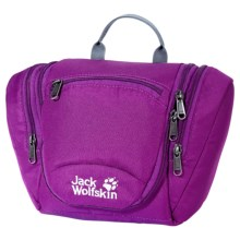Jack Wolfskin Caddie Travel Bag in Mallow Purple - Closeouts