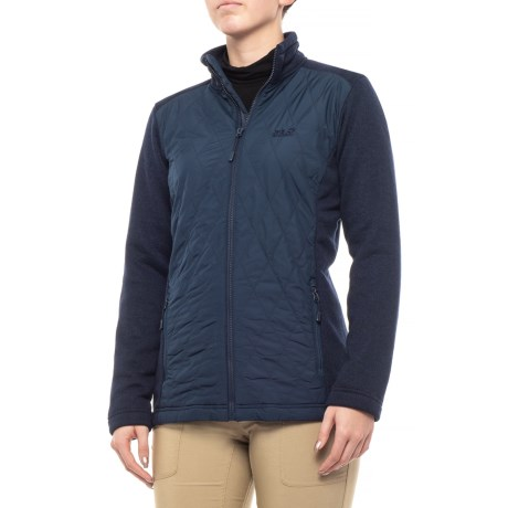 52fd4629c736 Jack Wolfskin Caribou Crossing Altis Fleece Jacket (For Women ...