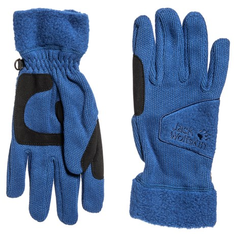 buy popular e0398 03337 Jack Wolfskin Castle Rock Gloves (For Men)