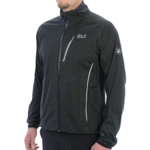 Jack Wolfskin Charged Atmosphere XT Soft Shell Jacket - Waterproof (For Men) in Black - Closeouts
