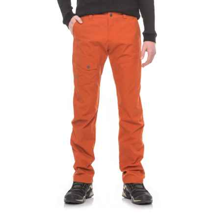 Jack Wolfskin Chino Pants - Regular Fit (For Men) in Rooibos - Closeouts