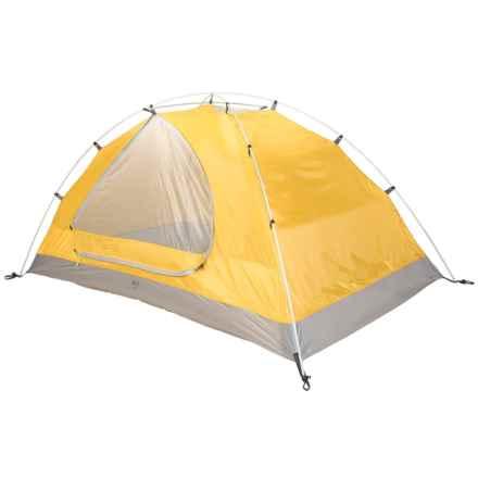 Jack Wolfskin Chinook II Tent - 2-Person, 3-Season in Dark Moss - Closeouts