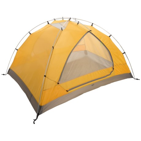 Jack Wolfskin Chinook III Tent 3 Person, 3 Season