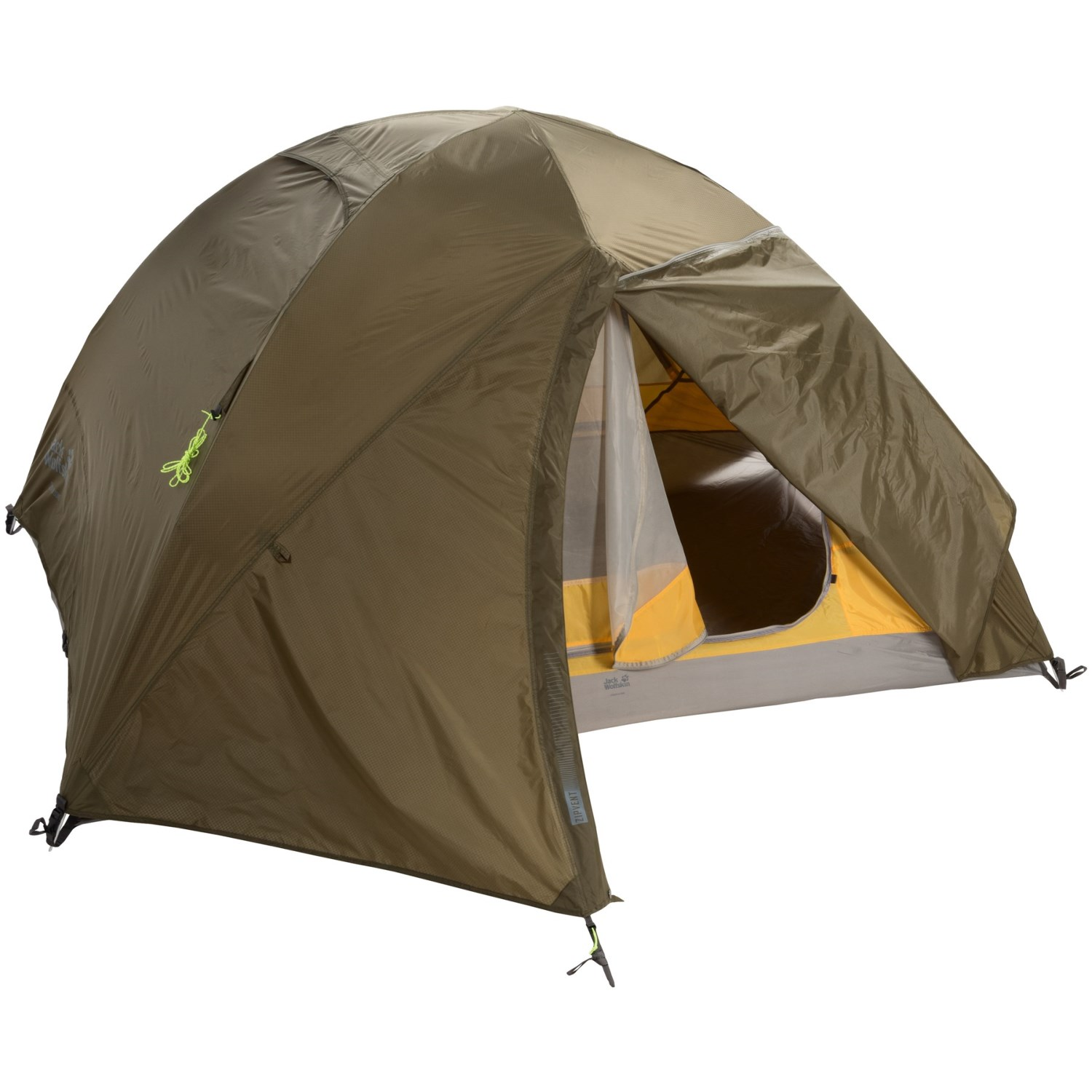 Jack Wolfskin Chinook Iii Tent 3 Person 3 Season Save 58