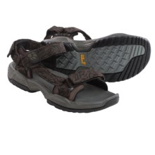 Jack Wolfskin Coastal Pass Sport Sandals (For Men) in Ground - Closeouts