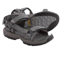 Jack Wolfskin Coastal Pass Sport Sandals (For Women) in Tarmac Grey - Closeouts
