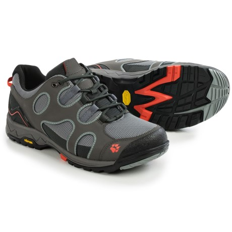 Jack Wolfskin Crosswind Low Hiking Shoes Vibram(R) Outsole (For Men)