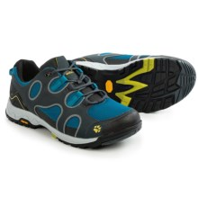 Jack Wolfskin Crosswind Low Hiking Shoes - Vibram® Outsole (For Men) in Wild Lime - Closeouts
