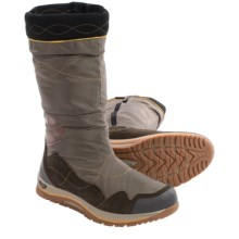 Jack Wolfskin Fairbanks Texapore Snow Boots - Waterproof, Insulated (For Women) in Siltstone - Closeouts