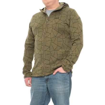 Jack Wolfskin Forest Leaf Jacket (For Men) in Burnt Olive All Over - Closeouts