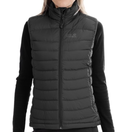 Jack Wolfskin Helium Down Vest 700 Fill Power (For Women)