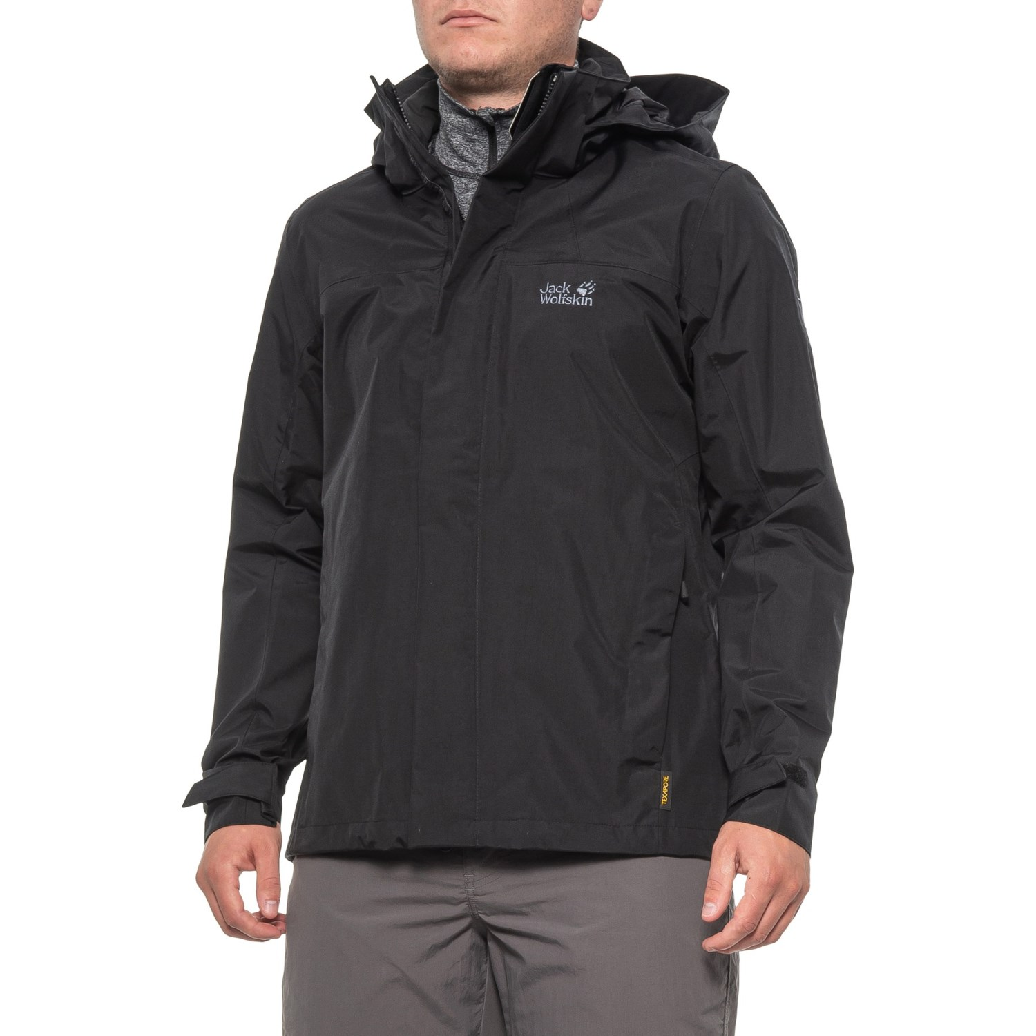 Jack Wolfskin Highland Jacket Waterproof (For Men)