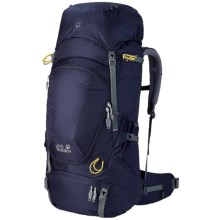 Jack Wolfskin Highland Trail XT 60 Backpack in Evening Blue - Closeouts