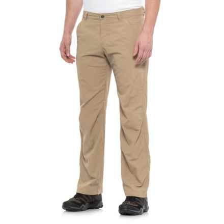 Jack Wolfskin Kalahari Pants - UPF 40+ (For Men) in Sand Dune - Closeouts