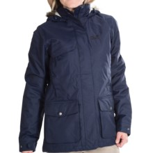 Jack Wolfskin Kelowna Texapore Parka - Waterproof, Insulated (For Women) in Night Blue - Closeouts