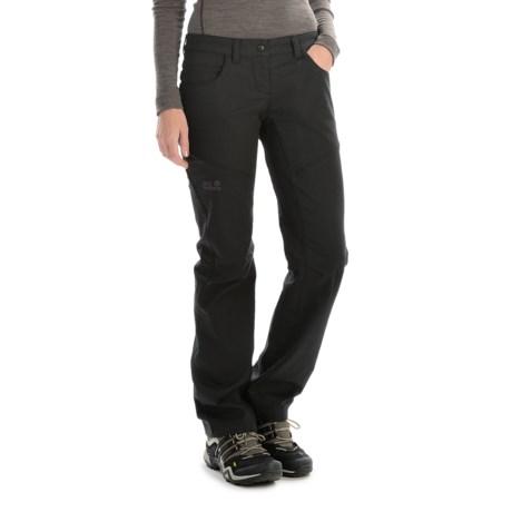 Jack Wolfskin Manitoba Soft Shell Pants (For Women)