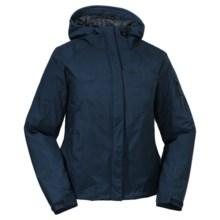 Jack Wolfskin Mount Moran Jacket - Waterproof (For Women) in Night Blue - Closeouts