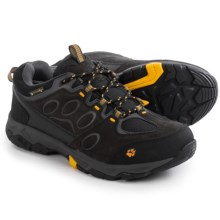 Jack Wolfskin MTN Attack 5 Texapore Low Hiking Shoes (For Men) in Burly Yellow - Closeouts