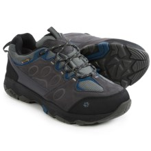 Jack Wolfskin MTN Attack 5 Texapore Low Hiking Shoes (For Men) in Moroccan Blue - Closeouts