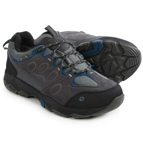 Jack Wolfskin MTN Attack 5 Texapore Low Hiking Shoes For Men